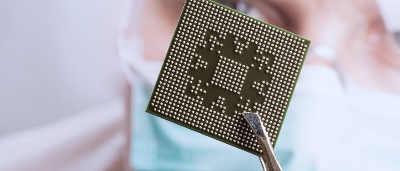 Additive manufacturing for active electronic components